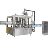 3000BPH Gravity Type Peanut Oil Filling Capping Machine